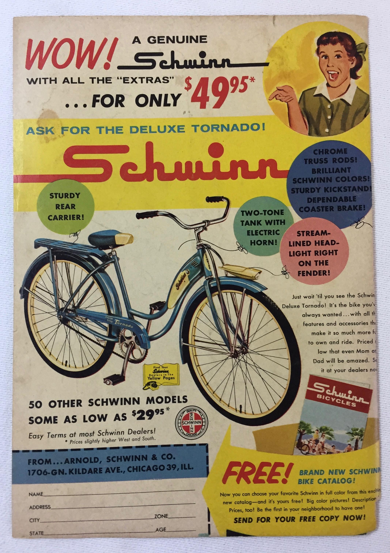 Schwinn dating serienummer